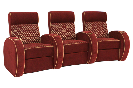 Seatcraft Pharaoh Home Theater Seating