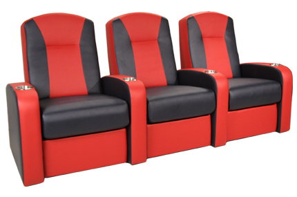 Seatcraft Rapture Home Theater Seating