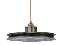 Movie Reel Theater Light Fixture