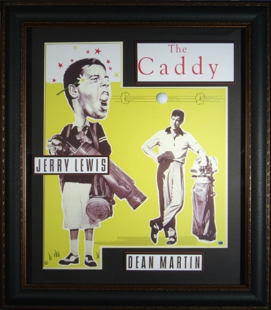 """The Caddy"" Framed Movie Poster"