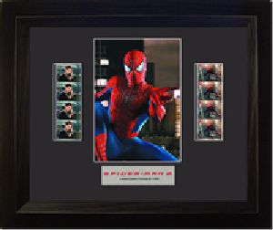 Spider-Man 2 - Double (Series 2) Film Cell