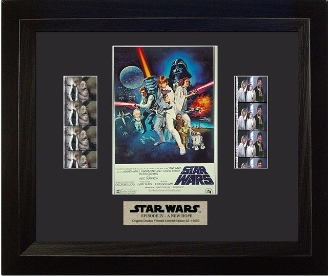 Star Wars - Episode IV - A New Hope Double (series 2) Film Cell