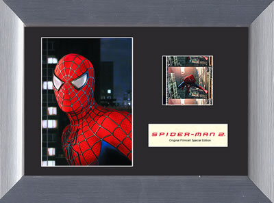 Spider-Man 2 Mini Film Cell (Series 2)