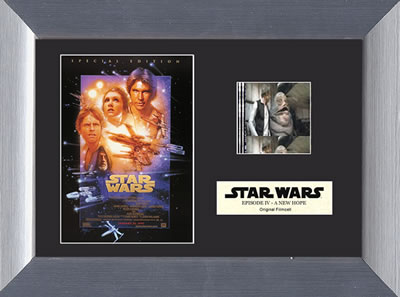 Star Wars - Episode IV - A New Hope Mini Film Cell