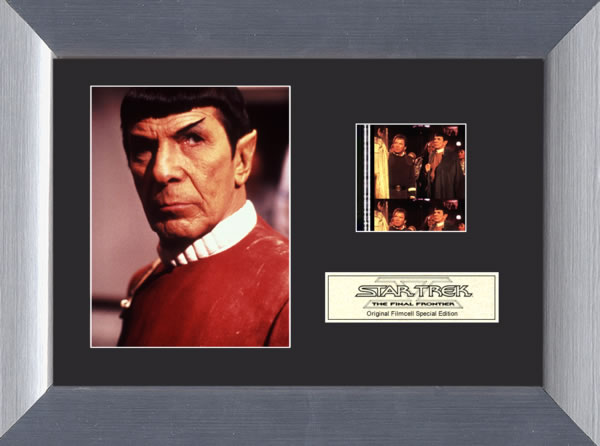 Star Trek V: The Final Frontier-Mini Cell