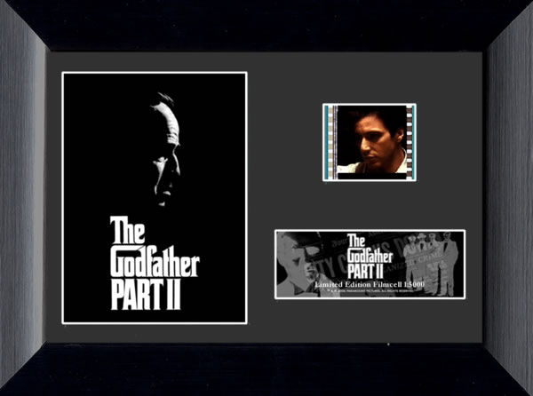 The Godfather Part II Mini Film Cell