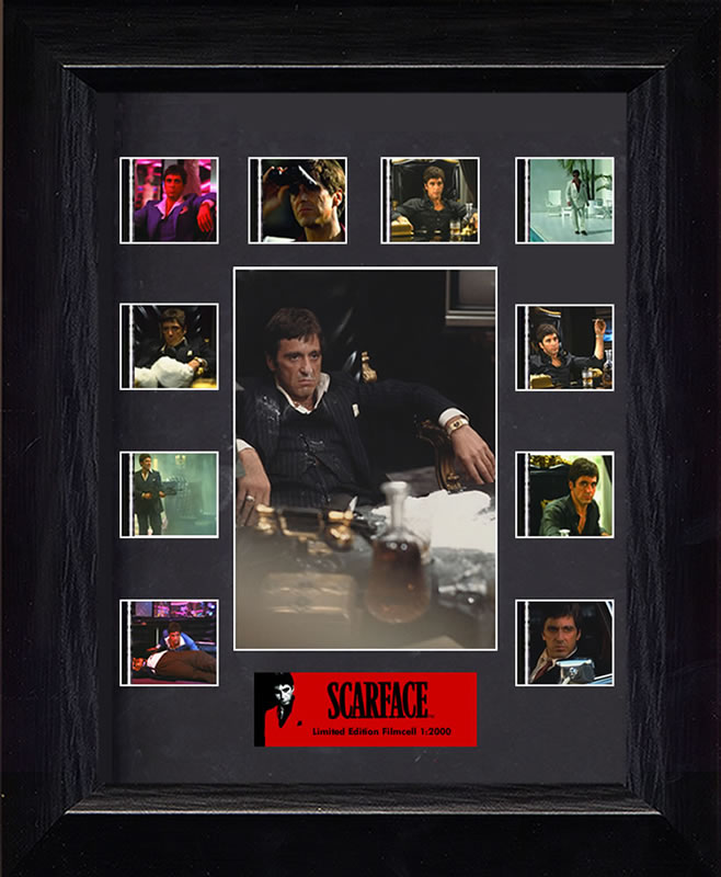 write a movie review on scarface Leonard maltin movie review:  be the first to write a review by clicking here  user ratings & review  scarface is a.
