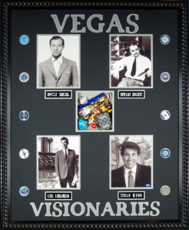 """Vegas Visionaries"" Collage"