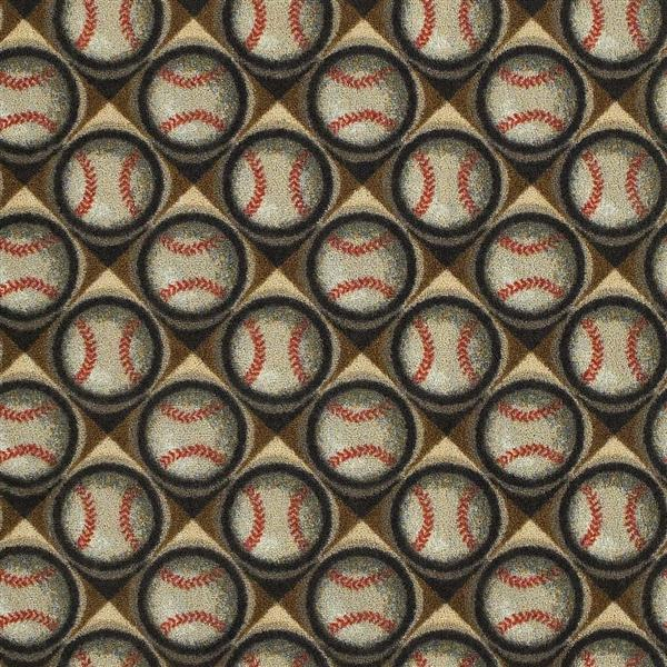 Bases Loaded Sports Carpet