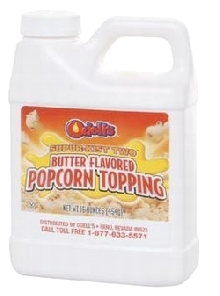 Buttery Topping (Case of 6 - 16 oz bottles)