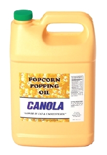 Canola Oil (Gallon)