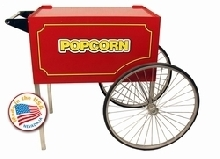 Cart for Classic Pop 14 or 16 oz Popcorn Machines