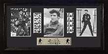 Elvis Presley (S2) Trio Film Cell