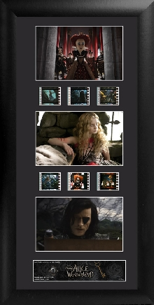 Alice in Wonderland (S4) Trio Film Cell