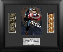 Captain America (S1) Double Film Cell