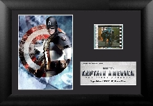 Captain America (S1) Mini film cell
