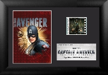 Captain America (S2) Mini film cell