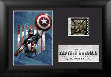 Captain America (S3) Mini film cell
