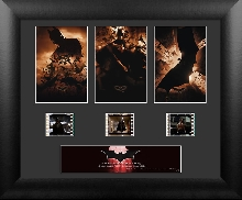 Batman Begins (S2) 3 Film Cell
