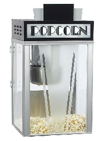 Art Deco 6 oz Popcorn Machine