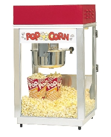 Deluxe Sixty Special 6 oz Popcorn Machine
