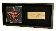 Deluxe Personalized Star Box with Plaque