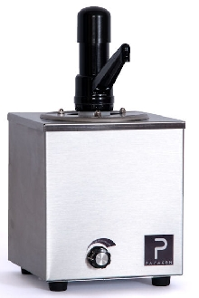 Pro-Style Warmer with Pump
