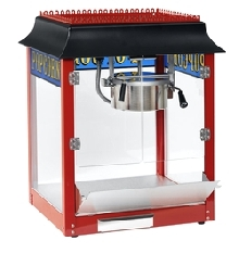 1911 Style 6oz Popcorn Machine - Red