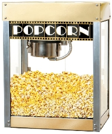 Premiere 6 oz Popcorn Machine