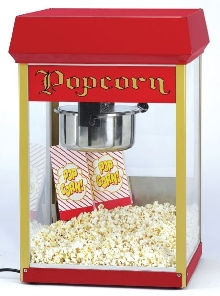 Fun Pop 8 oz Popcorn Machine