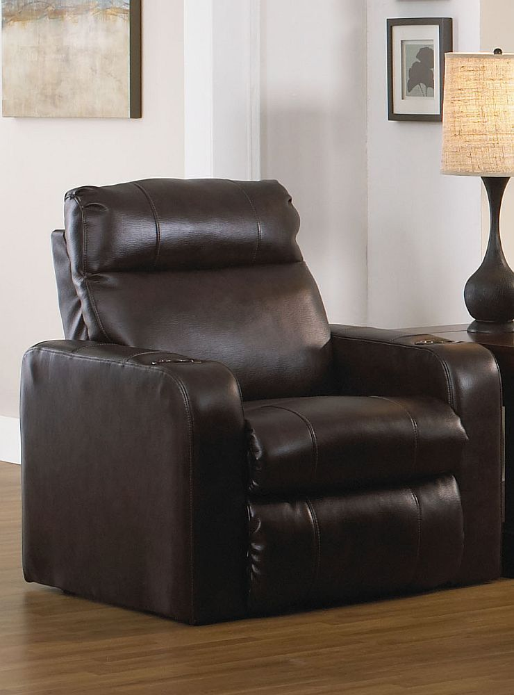 Catnapper Alliance Home Theater Recliner