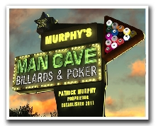 Man Cave Personalized Print!