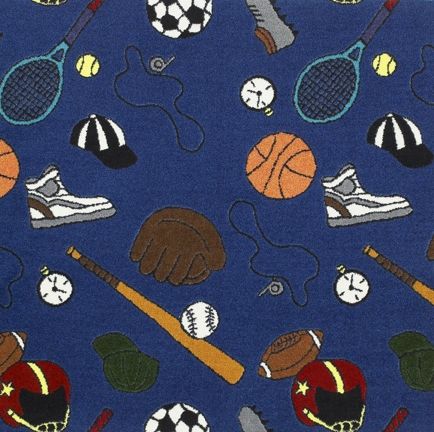 Multi-Sport Carpet