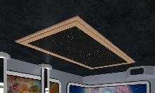 Star Ceiling Panel 4x8
