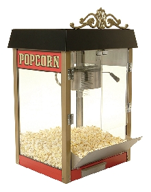 Street Vendor 4oz Popcorn Machine