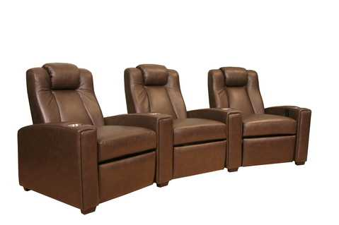 Romeo Theater Seating (Standard Leather)
