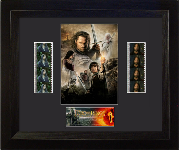 Lord of The Rings - Return of the King - Double Film Cell