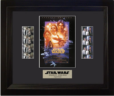 A New Hope Double Special Edition Film Cell