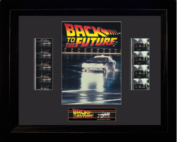 Back to the Future Special Ed. Double Film Cell