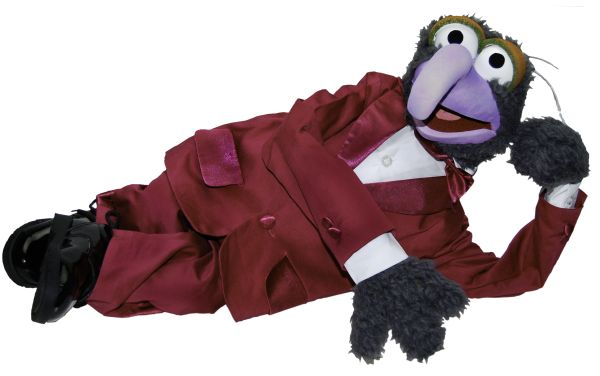 "The Great Gonzo ""Photo"" Puppet"