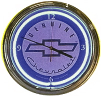 GM Genuine Chevorlet Clock