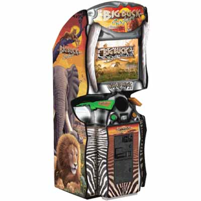 "Big Buck World 27"" Arcade Upright"