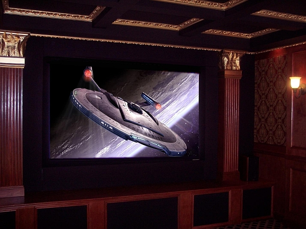 Elite Home Theater Package