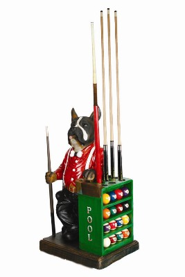 Dog Ball & Cue Holder