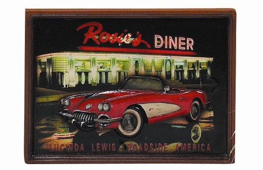Corvette Pub Sign