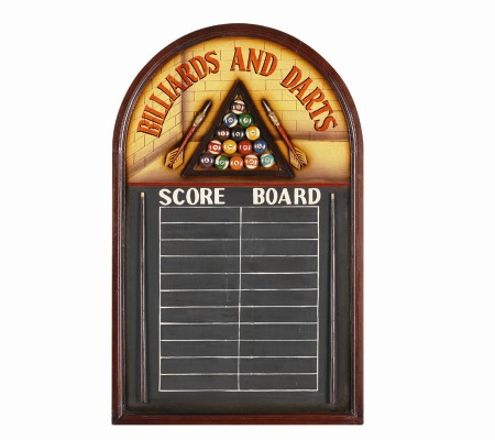 Billiards & Darts Scoreboard