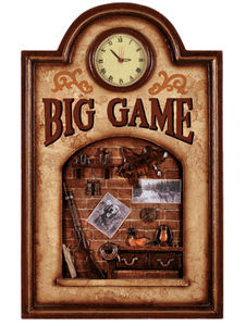 Big Game Clock