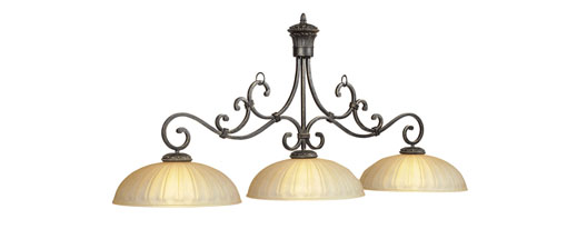 Barcelona Light Billiard Fixture