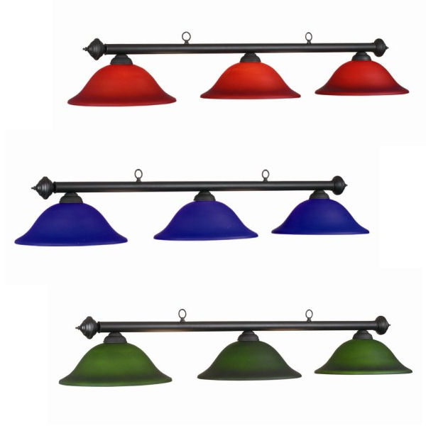 Marseilles Light Billiard Fixture