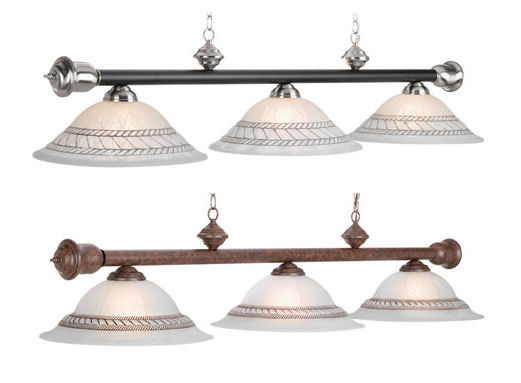 Corda Light Billiard Fixture